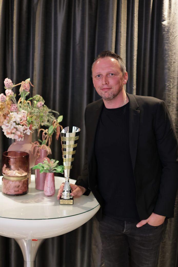 Coach van het jaar: Euro Millions Volley League: Frank Depestele.