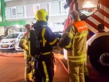 Zestig woningen ontruimd na kelderbrand in flat