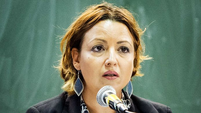 Yasmina Haifi.