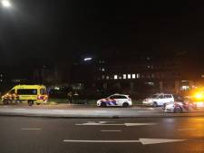 Scooters botsen frontaal op elkaar in Gouda: twee gewonden