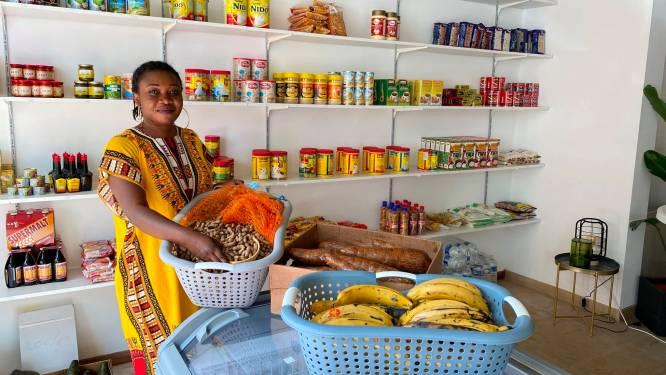 """Chantal (39) opent Afroshop Karibu: """"Altijd gedroomd van eigen winkel met met Afrikaanse en exotische specialiteiten"""""""