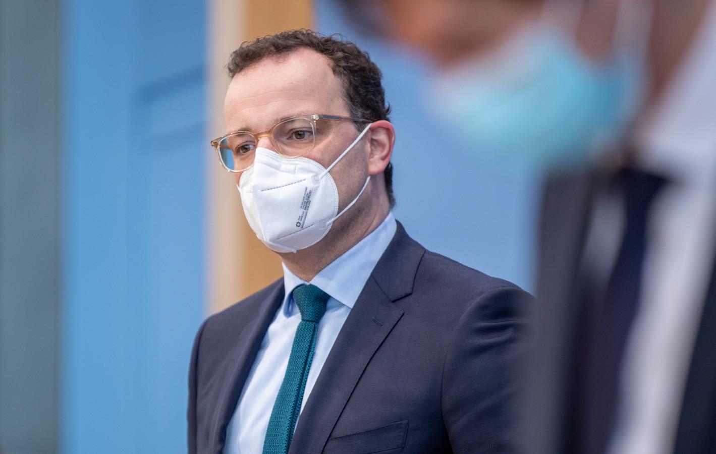 De Duitse minister Jens Spahn.