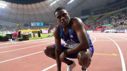 """""""Mensen denken nu dat je doping neemt of de dopingstrijd niet ernstig neemt"""": Christian Coleman onder vuur na schorsing"""