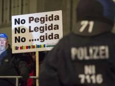 20.000 mensen bij betoging tegen Pegida in Freiburg