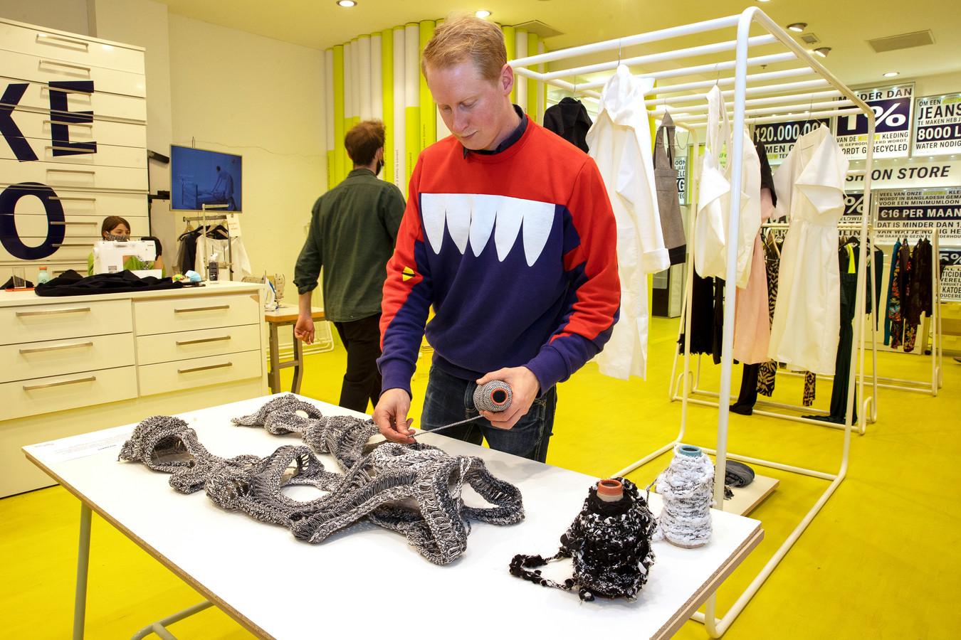 Harm Rensink van New Order of Fashion.