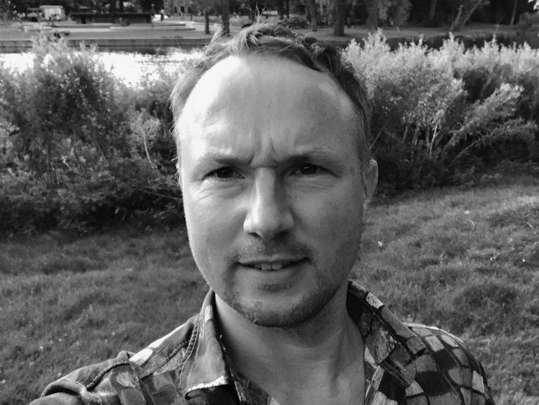 Erik Olsman is universitair hoofddocent geestelijke verzorging aan de Protestantse Theologische Universiteit. Beeld