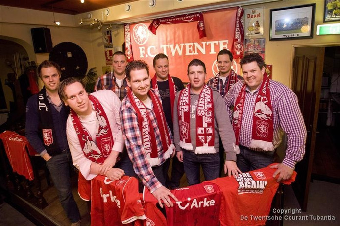 Nu nog aspirant-supportersvereniging, vanaf 10 november officieel: Supportersvereniging Gemeente Tubbergen. Foto: Rikkert Harink