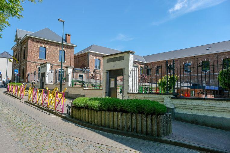 De Gemeentelijke Basisschool in Overijse.