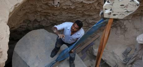 Teleurstelling in Egypte: geen Alexander de Grote in mysterieuze sarcofaag
