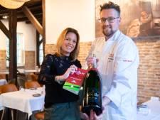 Champagne bij Zout & Citroen: 'Michelinster bekroning op het werk'