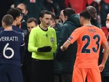 """L'arbitre central de PSG-Basaksehir sort du silence: """"Bien sûr que nous sommes désolés"""""""