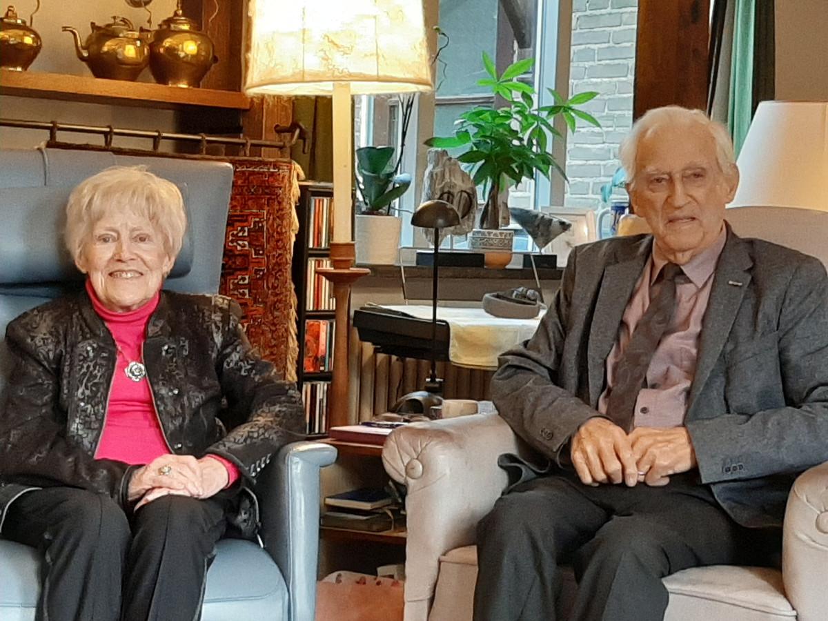 Charles en Ton ter Ellen uit Den Bosch.
