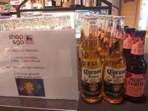 """""""2 Corona achetées, 1 Mort Subite offerte"""": Delhaize fait cesser l'action"""