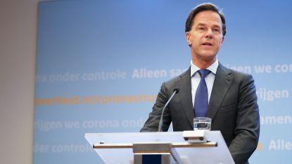"""Nederland gaat door met aangekondigde versoepeling: """"We hebben de ruimte verdiend"""", zegt premier Rutte"""