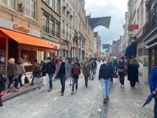 """Gezellig druk in Brugse binnenstad: """"Maar nergens noemenswaardige problemen"""""""