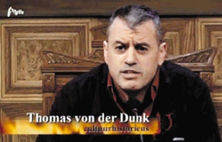 Thomas von der Dunk. (Trouw) Beeld