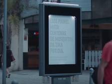 Kan een 'zwetend' billboard zikamuggen bestrijden?