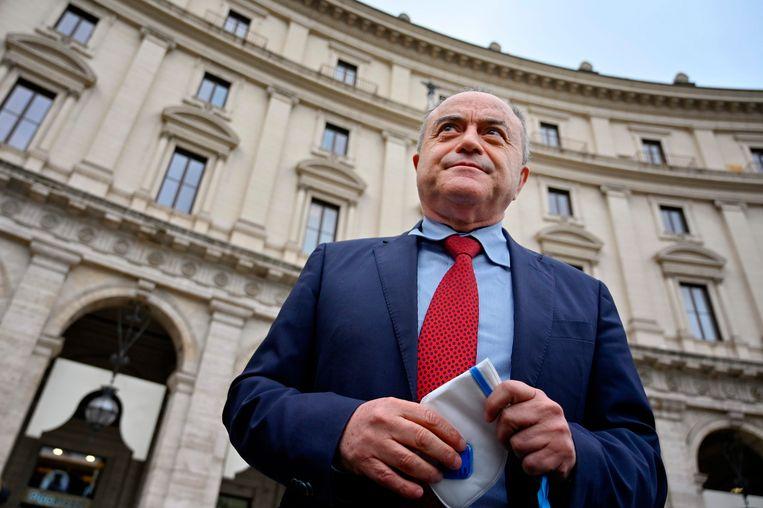 De Italiaanse onderzoeksrechter Nicola Gratteri.  Beeld AFP