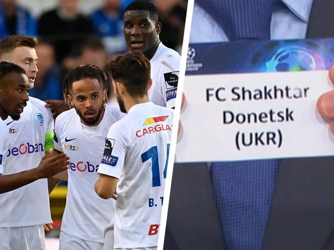 Haalbare kaarten voor Anderlecht en AA Gent in derde voorronde Conference League - Genk treft Shakhtar in CL