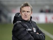 François Gesthuizen: van trainer NEC naar assistent bij De Treffers