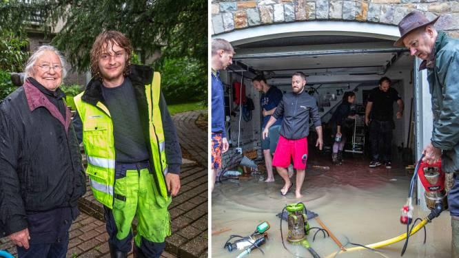 """Sam (22) hoste regio rond met bootje en pompen: """"Helpen waar ik kan"""""""