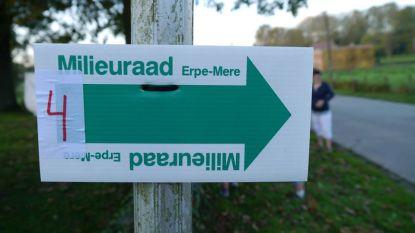 Verschillende wandelingen voor 'Dag van de trage weg'