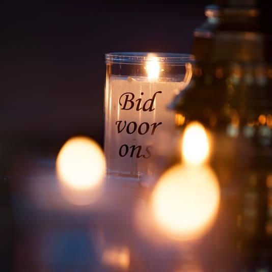 Allerzielen in de Sint Josephkerk in Roosendaal.