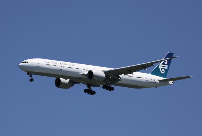 Un Boeing d'Air New Zealand (archive d'illustration)