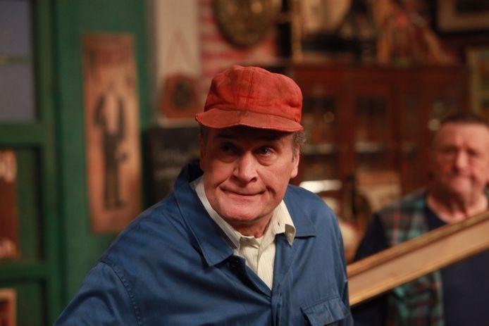 Jacques Vermeire (DDT) in 'De Kampioenen'.