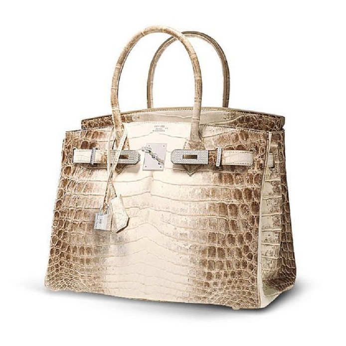 d88a835e7d Voici le sac à main le plus cher du monde | Tendances | 7sur7.be