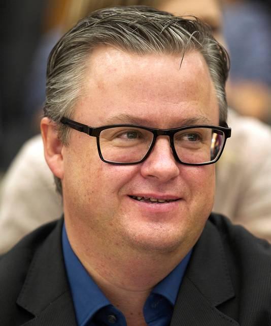 Politicoloog Carl Devos.