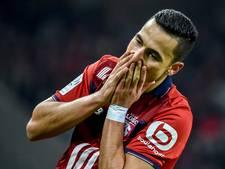 Negental Lille met El Ghazi onderuit tegen Bordeaux