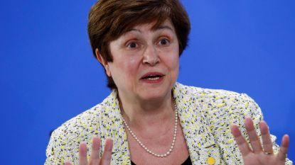 Kristalina Georgieva enige kandidaat om IMF te leiden