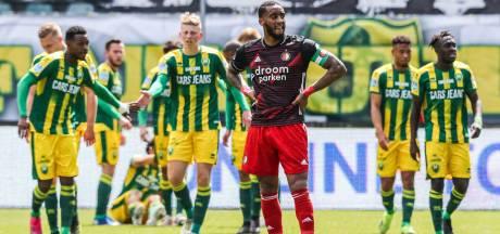 Collectieve wanprestatie van bedroevend Feyenoord