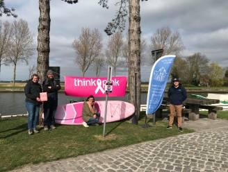 'Sup for Think Pink' levert aardige stuiver op voor strijd tegen borstkanker