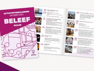 Nieuw magazine 'BELEEF' geeft overzicht van activiteiten in Nijlen