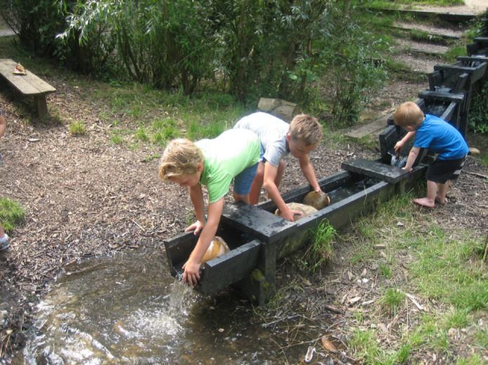 Natuurspeeltuin Waspik Is Voor De Meivakantie Klaar Oosterhout