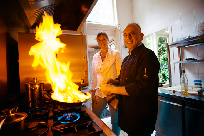 John en Carin van Veggies On Fire.