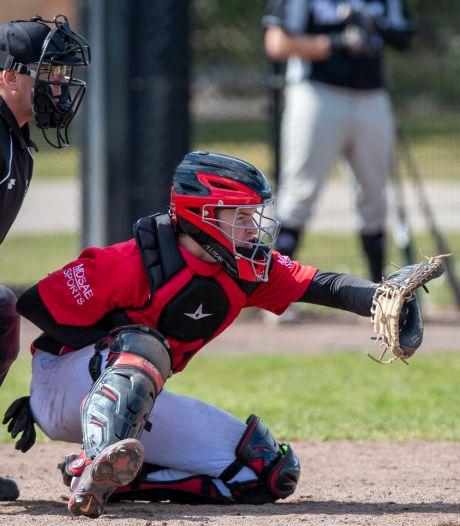De droom van honkballer Mees Robberse (17): zijn broer Sem achterna in Amerika