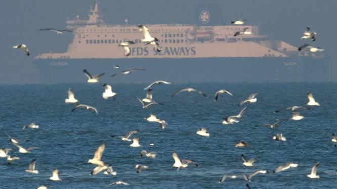 200 migranten bestormen Britse ferry in Calais