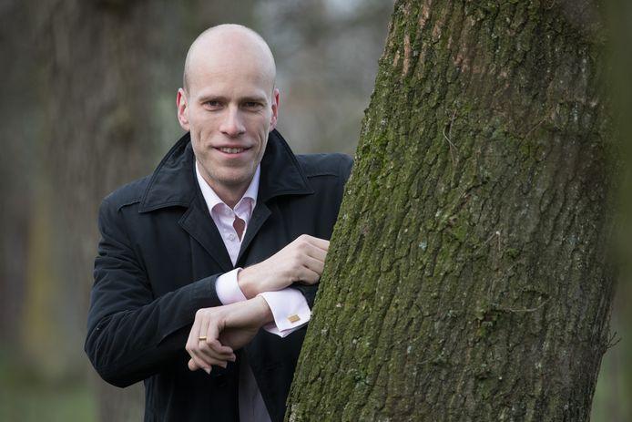 Daniel Koerhuis was de afgelopen vier jaar al Tweede Kamerlid voor de VVD.