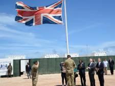 Première ambassade britannique en Somalie depuis 1991
