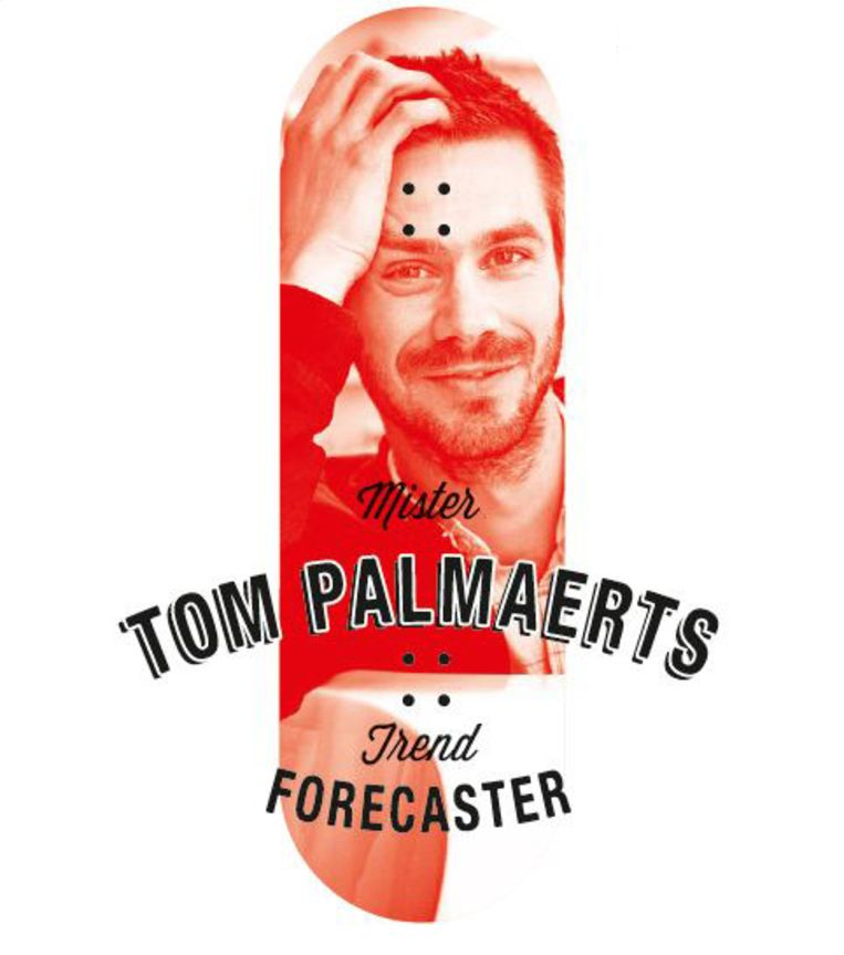 Tom Palmaerts. Beeld DM