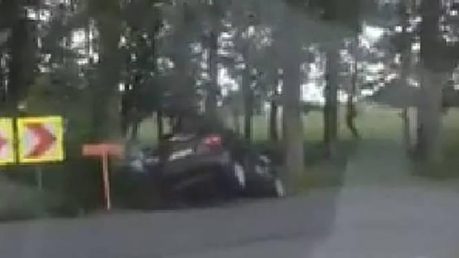 Dollemansrit gefilmd: spookrijden, zigzaggen en tóch was deze chauffeur niet dronken
