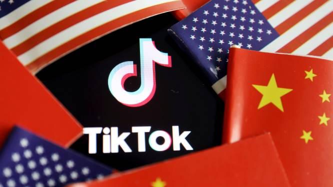 """China wil """"oneerlijke"""" TikTok-deal met Oracle en Walmart niet goedkeuren"""