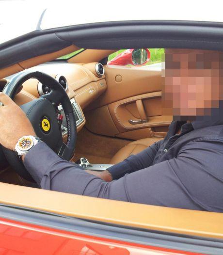 Drugscrimineel Frank De Tank gooit met zijn geld (letterlijk) in afwachting van proces