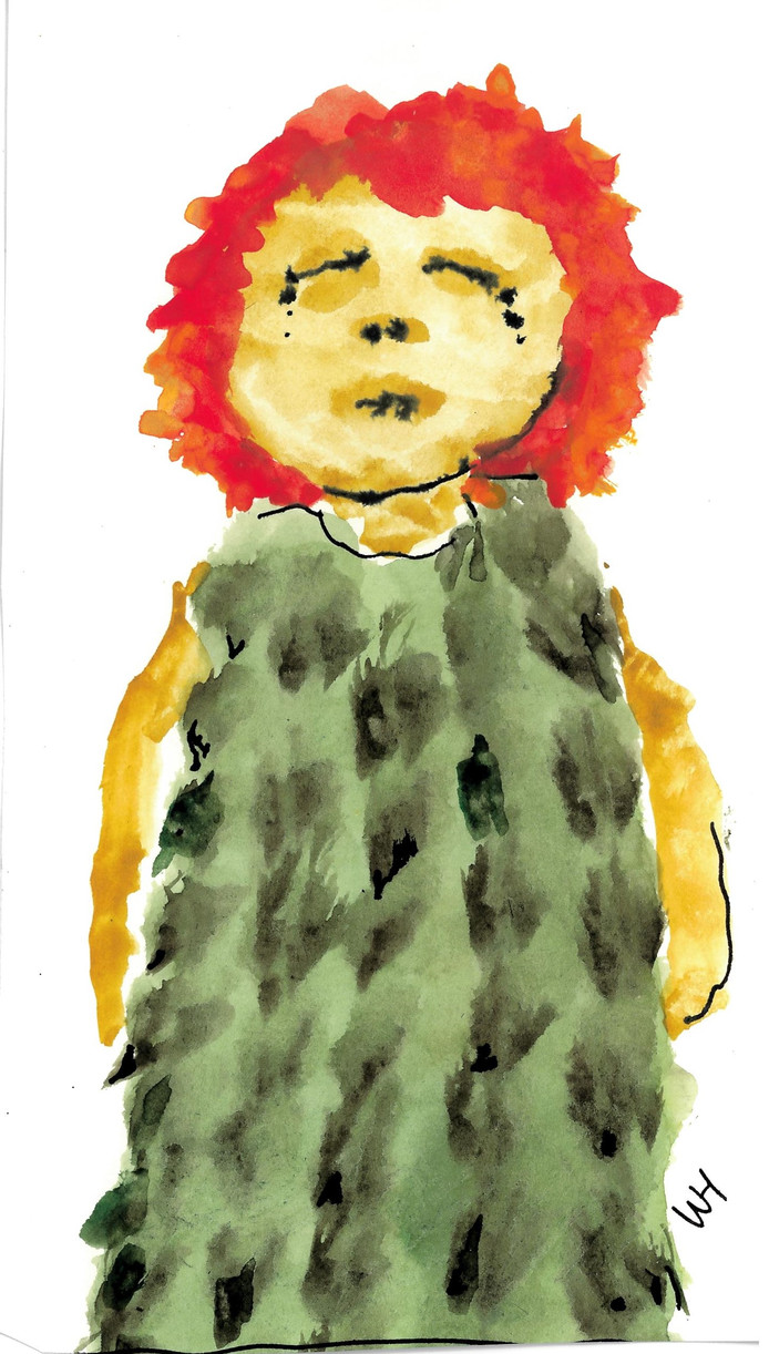 Wim Hofman, illustratie Greetje