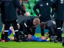 Clubs en KNVB ontstemd over voetbalvandalisme na chaos bij Groningen - Vitesse: 'Supporters opsporen en straffen'