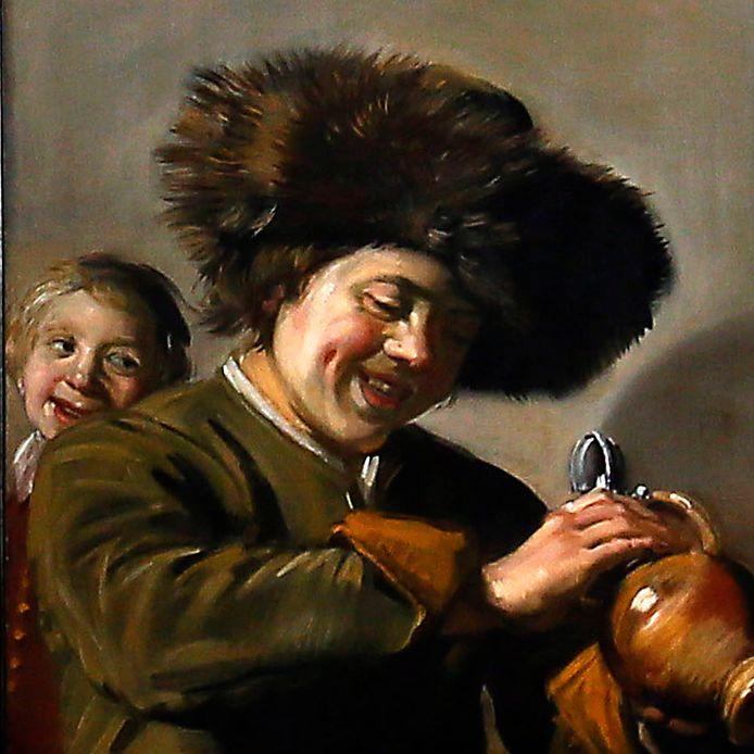 Het gestolen schilderij van Frans Hals.