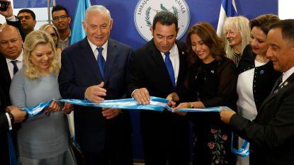 Guatemala volgt Amerikaans voorbeeld en opent ambassade in Jeruzalem